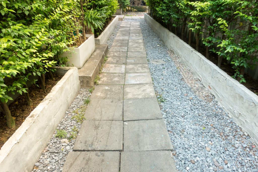 Types of Edging for Your Lawn - Shefter, Stuart - Paint Covered Overalls - Durham NC