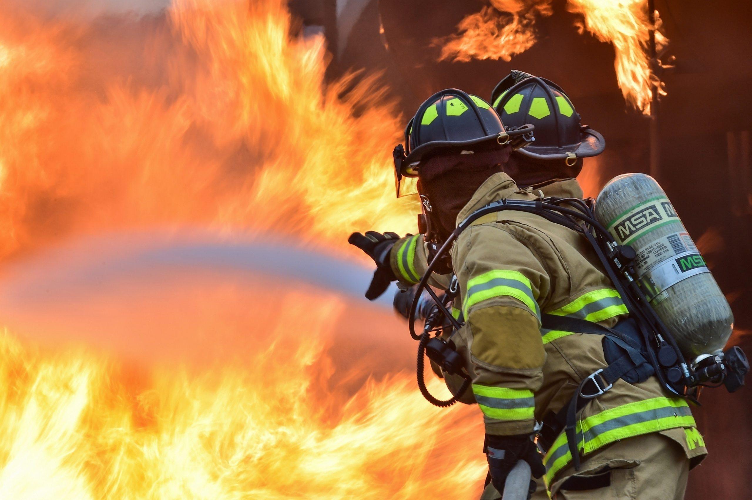 Fire Hazards of Thanksgiving - Shefter, Stuart - Paint Covered Overalls - Durham North Carolina