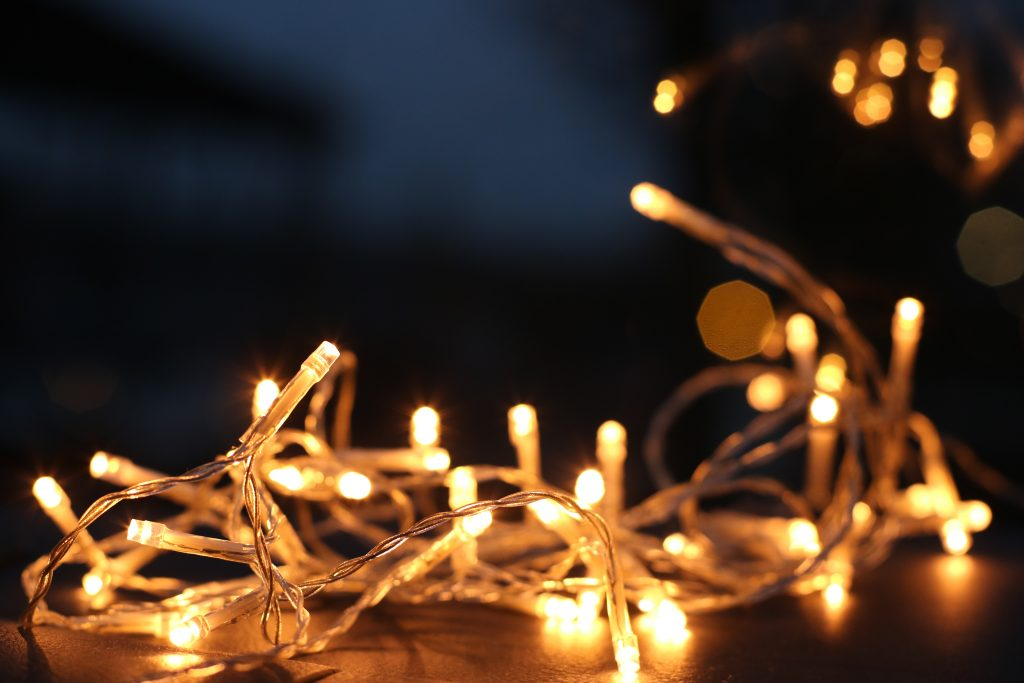 Tips for Easy Holiday Lights - Paint Covered Overalls - Shefter, Stuart - Durham North Carolina